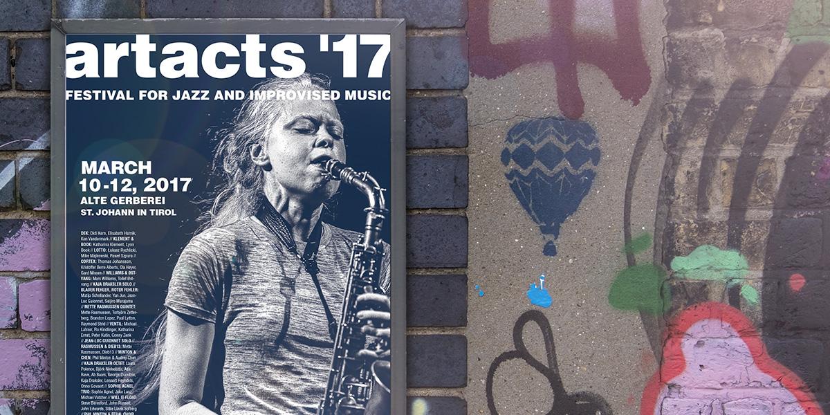 artacts – Festival für Jazz und improvisierte Musik